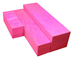 SpectraPly Blank: Solid Pink - Cousineau Wood Products, CWP-USA.com, DymaLux,  Spectraply, Turning blanks, Pepper Mill, Diamond Wood, Webb Wood, laminated wood