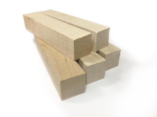1.75x1.75x8.5 Birch Blank Blowout! FREE SHIPPING - Cousineau Wood Products, CWP-USA.com, DymaLux,  Spectraply, Turning blanks, Pepper Mill, Diamond Wood, Webb Wood, laminated wood