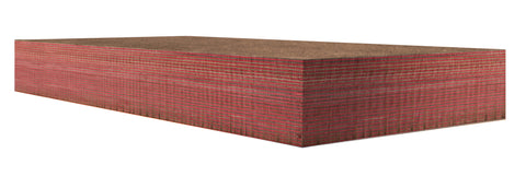 SpectraPly Panel: Red Rider - Cousineau Wood Products, CWP-USA.com, DymaLux,  Spectraply, Turning blanks, Pepper Mill, Diamond Wood, Webb Wood, laminated wood