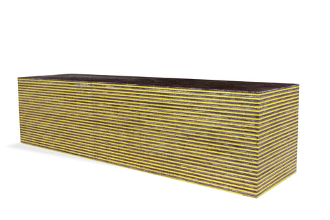 SpectraPly Blank: Yellow Jacket - Cousineau Wood Products, CWP-USA.com, DymaLux,  Spectraply, Turning blanks, Pepper Mill, Diamond Wood, Webb Wood, laminated wood