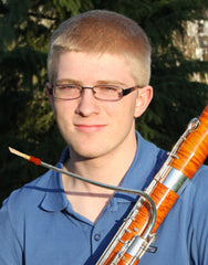 Matthew Petrie, Bassoonist & Owner of Crook and Staple