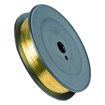 Rieger Brass Wire (200 grams, 0.6mm thick) - Crook and Staple