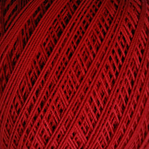 Bassoon Reed Thread Wrapping (260m, cotton) - Dark Red