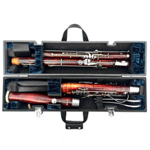 Classic Bassoon Carbon Fibre Case - Crook and Staple - 1