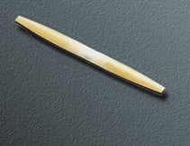 Prestige Oboe Cane: Gouged, Shaped & Profiled (per 10) - Crook and Staple