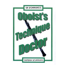 Oboe Technique Doctor - Crook and Staple