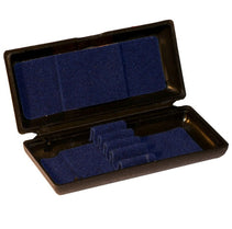 Chiarugi Plastic Oboe Reed Case (4 reeds) - Crook and Staple