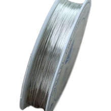 Brass Oboe Reed Wire (Silver, 0.3mm thick, 28m long) - Crook and Staple
