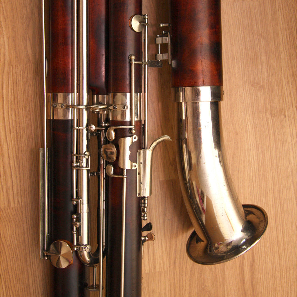 Mollenhauer Contrabassoon (Second Hand) | Crook and Staple