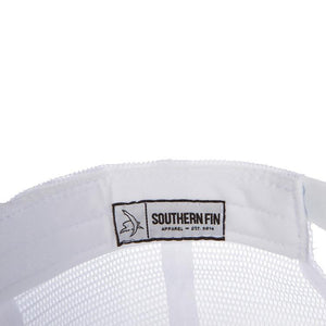 Full Mesh Frigate Snapback (Choose Color)