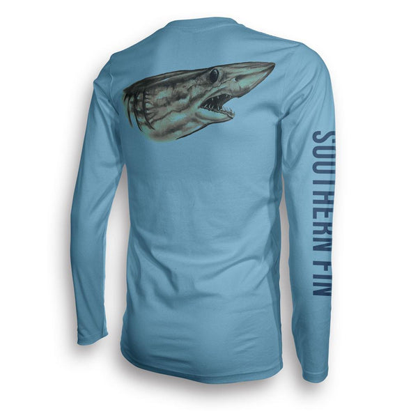 Performance Fishing Shirt Long Sleeve (Mako)