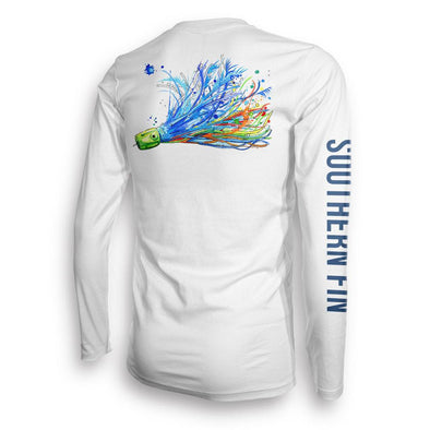 Performance - Performance Fishing Shirt Long Sleeve (Offshore Lure)