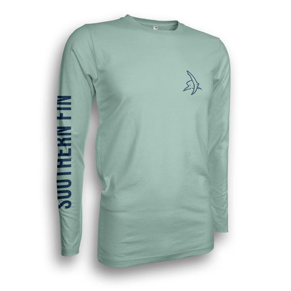Performance Fishing Shirt Long Sleeve (Redfish)