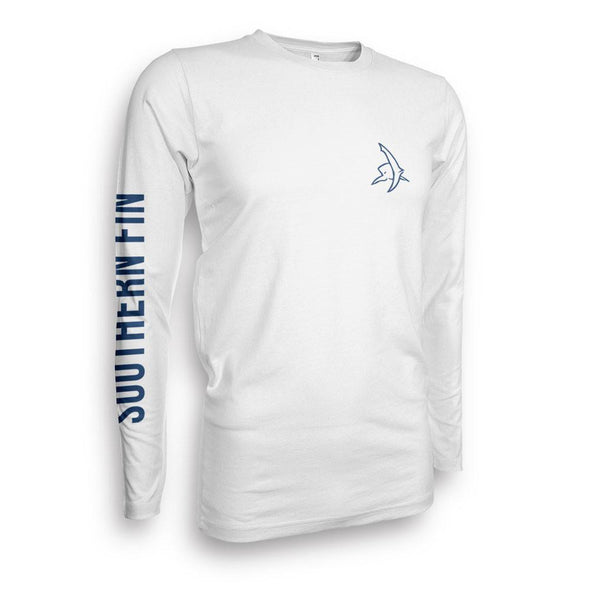 Performance Fishing Shirt Long Sleeve (Sailfish)