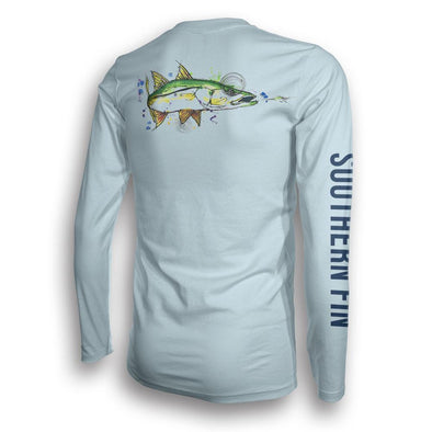 Performance - Performance Fishing Shirt Long Sleeve (Snook On Fly)
