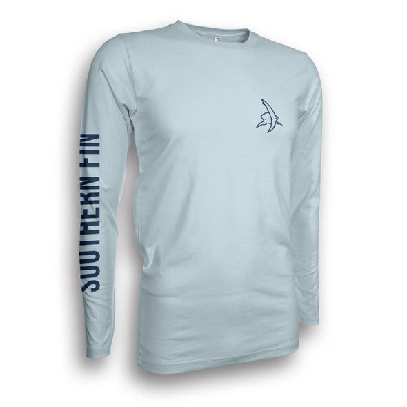 Performance Fishing Shirt Long Sleeve (Snook on Fly)