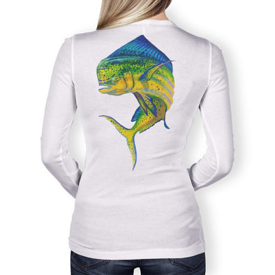 Performance - Women's Performance Fishing Shirt Long Sleeve (Mahi)