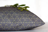 TESSELLATION GREY CUSHION