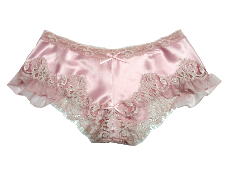 Mademoiselle Ruffled Tap Pants - Nomad by Frances Smily