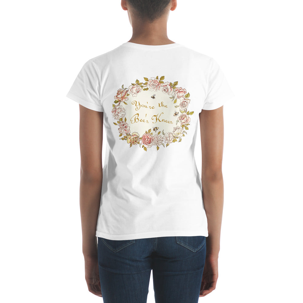 """You're the Bee's Knees"" Tee"
