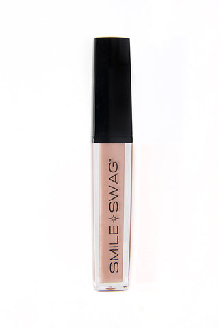 Pale Pink Lip Gloss by SmileSwag