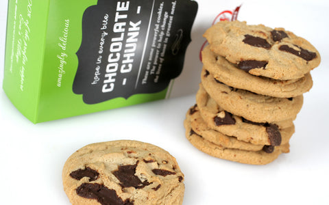 Chocolate Chunk Cookies Gift Box
