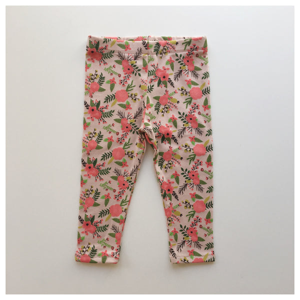 Leggings fleuri- floral leggings