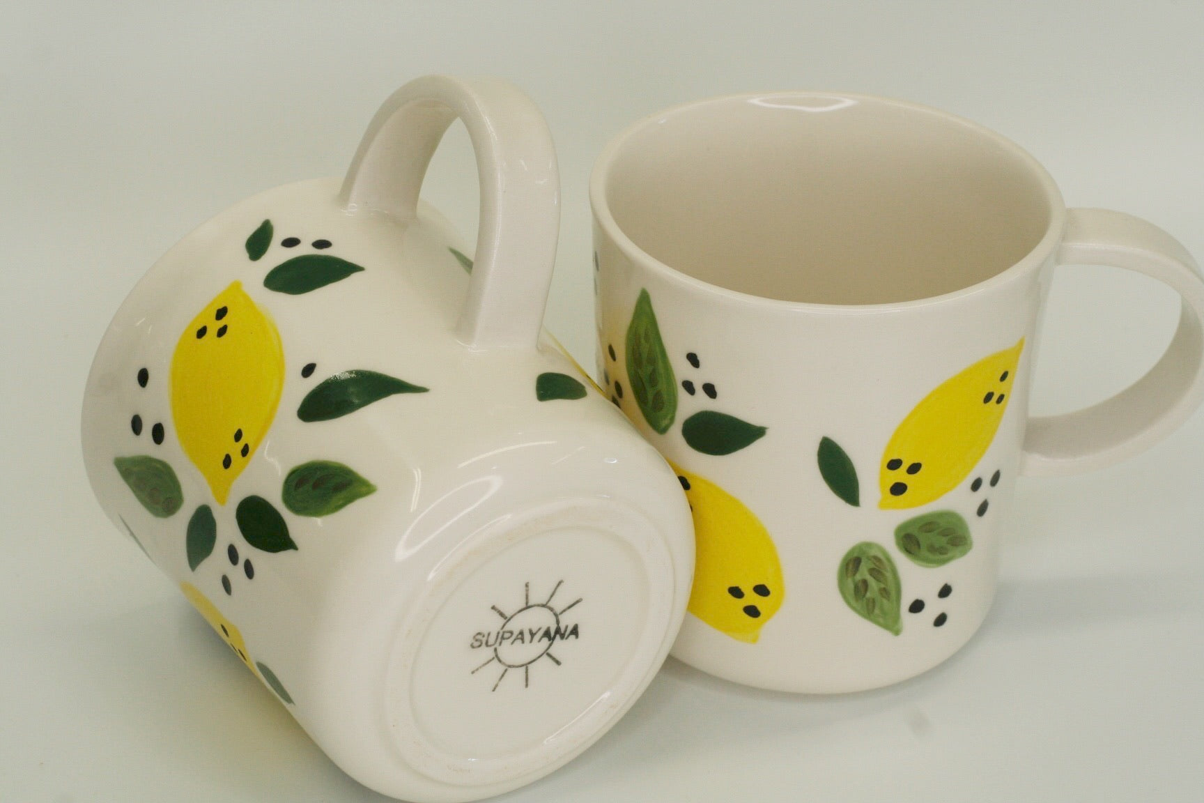 Tasse citron // Lemon mug