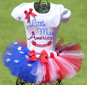 4th of July Tutu Outfit