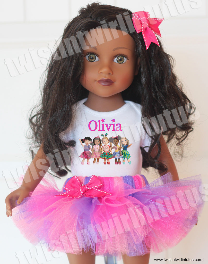 "American Girl 18"" Doll Outfit"