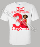 Annie Dad Birthday Shirt
