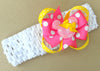 Minnie Mouse First Birthday Headband