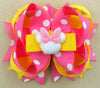 Minnie Mouse First Birthday Bow