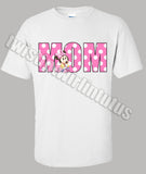 Minnie Mouse Mom Birthday Shirt