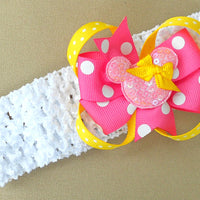 Baby Minnie Hair Bow