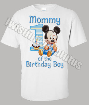 Mickey Mouse Mom Shirt