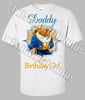 Beauty and the Beast Daddy Shirt