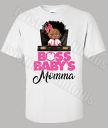 Boss Baby Mom Shirt