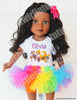 "Bubble Guppies 18"" Doll Outfit"
