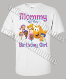Bubble Guppies Mom Shirt