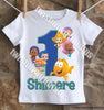 Bubble Guppies Brother Shirt