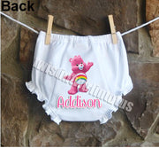 Care Bears Bloomers Diaper Cover