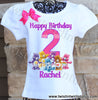 Care Bear Birthday Shirt