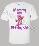 Care Bear Mom Birthday Shirt