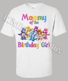 Care Bears Mom Birthday Shirt