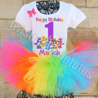 Care Bear Birthday Outfit