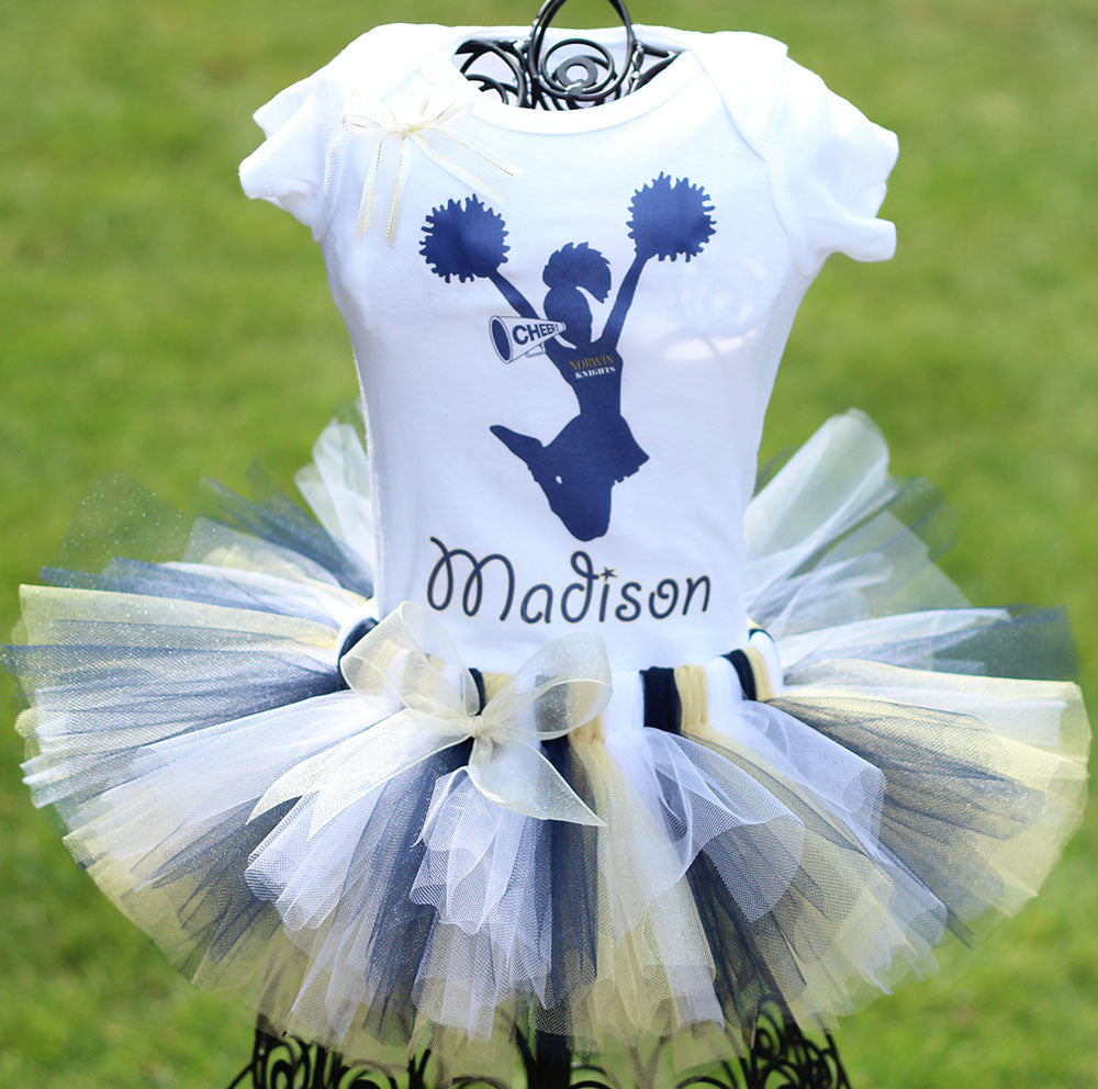 Cheerleader Tutu Outfit