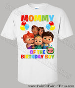 Cocomelon Mommy shirt