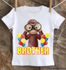 Curious George Brother Shirt