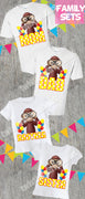 Curious George Family Shirts